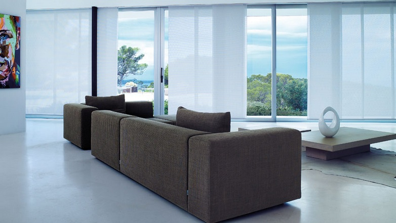 Curtains Ideas curtains blinds shades : Motorised Blinds and Curtains | Oakley Automated Living