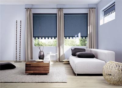 Motorised Blinds and Curtains | Oakley Automated Living